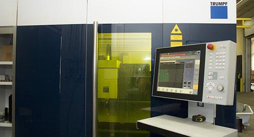kmc laser machine